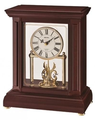 ساعت رومیزی برند سیکو مدل QXW235BL