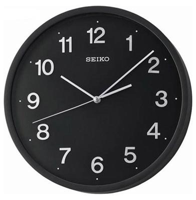 عکس نمای روبرو ساعت دیواری برند سیکو مدل QXA660KL