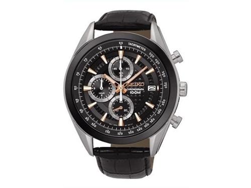 عکس نمای روبرو ساعت مچی برند سیکو مدل SSB183P1