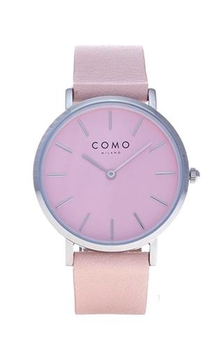 عکس نمای روبرو ساعت مچی برند کومو میلانو مدل CM012.110.2PPK