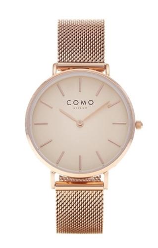 عکس نمای روبرو ساعت مچی برند کومو میلانو مدل CM012.311.1RG