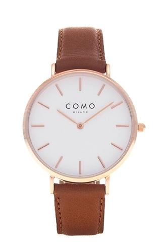 عکس نمای روبرو ساعت مچی برند کومو میلانو مدل CM014.304.2BR2