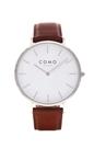 عکس نمای روبرو ساعت مچی برند کومو میلانو مدل CM014.104.2BR3