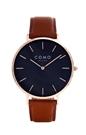 عکس نمای روبرو ساعت مچی برند کومو میلانو مدل CM014.305.2BR2