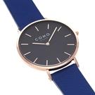 عکس نمای صفحه ساعت مچی برند کومو میلانو مدل CM014.305.2DBL