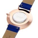 عکس نمای پشت قاب ساعت مچی برند کومو میلانو مدل CM014.305.2DBL