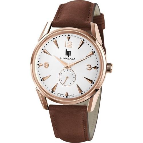 عکس نمای روبرو ساعت مچی برند لیپ مدل 671596