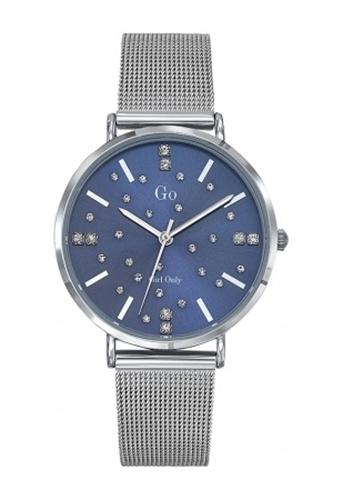 عکس نمای روبرو ساعت مچی برند جی او مدل 695932