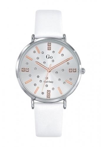 عکس نمای روبرو ساعت مچی برند جی او مدل 699933