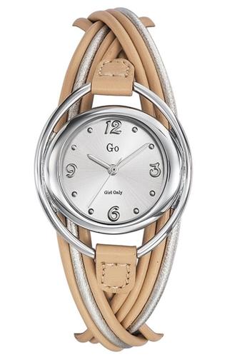 عکس نمای روبرو ساعت مچی برند جی او مدل 698721
