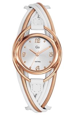 عکس نمای روبرو ساعت مچی برند جی او مدل 698725