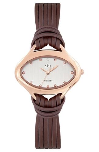 عکس نمای روبرو ساعت مچی برند جی او مدل 696949