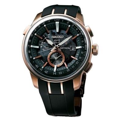 عکس نمای روبرو ساعت مچی برند سیکو مدل SAS032J1