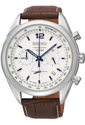 عکس نمای روبرو ساعت مچی برند سیکو مدل SSB095P1