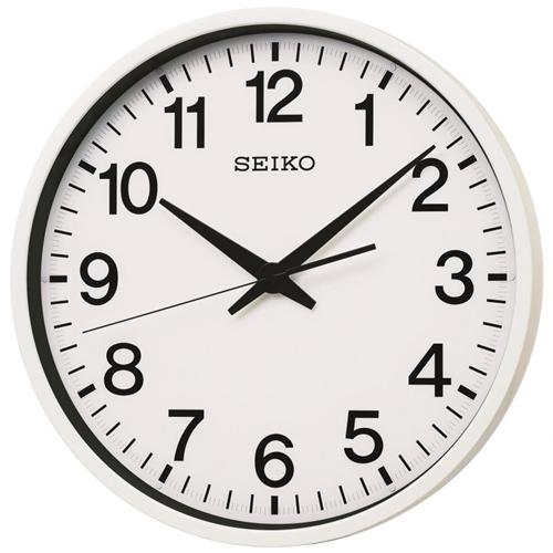 ساعت دیواری برند سیکو مدل QXZ001W