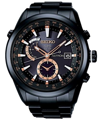 عکس نمای روبرو ساعت مچی برند سیکو مدل SAST001G