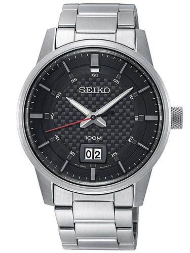 عکس نمای روبرو ساعت مچی برند سیکو مدل SUR269P1