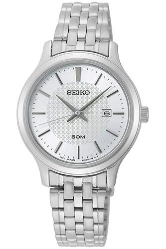 عکس نمای روبرو ساعت مچی برند سیکو مدل SUR653P1