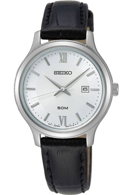عکس نمای روبرو ساعت مچی برند سیکو مدل SUR645P1
