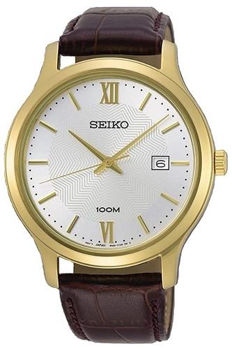 عکس نمای روبرو ساعت مچی برند سیکو مدل SUR298P1