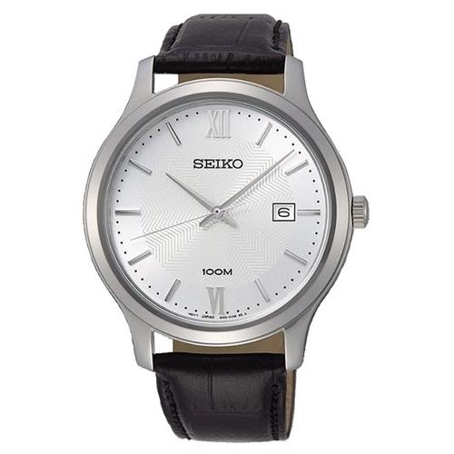 عکس نمای روبرو ساعت مچی برند سیکو مدل SUR297P1