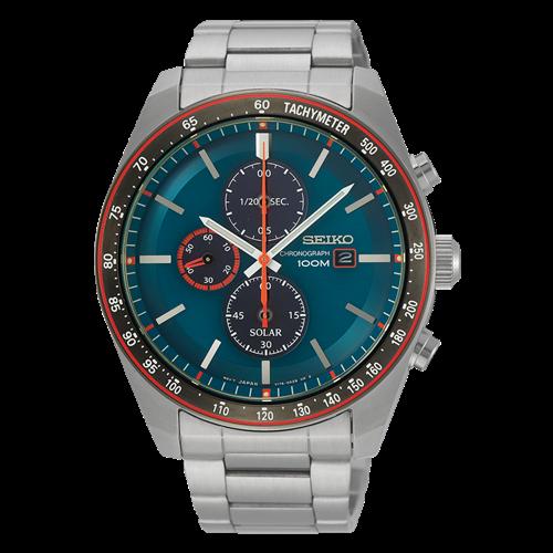 عکس نمای روبرو ساعت مچی برند سیکو مدل SSC717P1