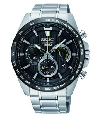 عکس نمای روبرو ساعت مچی برند سیکو مدل SSB303P1