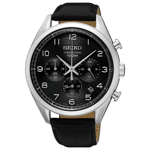 عکس نمای روبرو ساعت مچی برند سیکو مدل SSB231P1