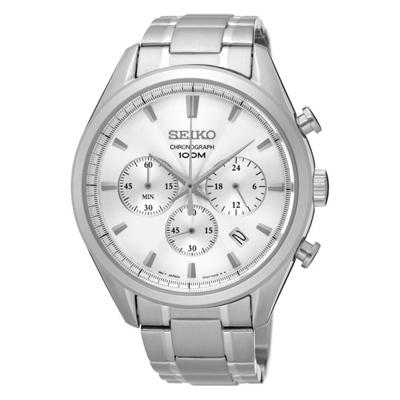 عکس نمای روبرو ساعت مچی برند سیکو مدل SSB221P1