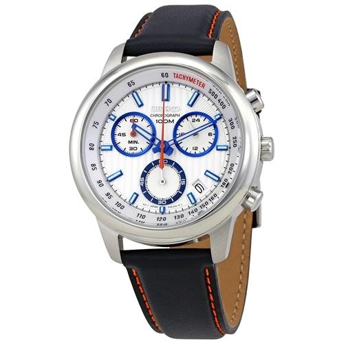 عکس نمای روبرو ساعت مچی برند سیکو مدل SSB209P1