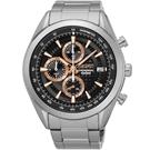 عکس نمای روبرو ساعت مچی برند سیکو مدل SSB199P1