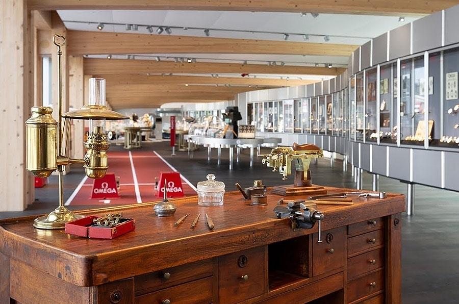 تور مجازی موزه امگا در سوئیس