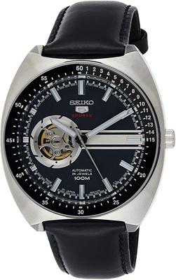 عکس نمای روبرو ساعت مچی برند سیکو مدل SSA335J1