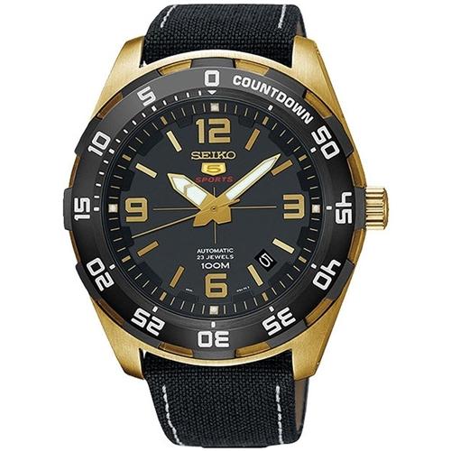 عکس نمای روبرو ساعت مچی برند سیکو مدل SRPB86K1