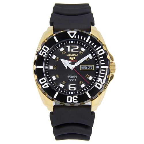 عکس نمای روبرو ساعت مچی برند سیکو مدل SRPB40J1