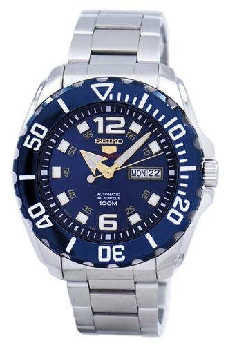 عکس نمای روبرو ساعت مچی برند سیکو مدل SRPB37J1