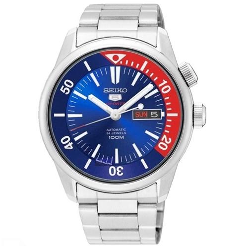 عکس نمای روبرو ساعت مچی برند سیکو مدل SRPB25J1