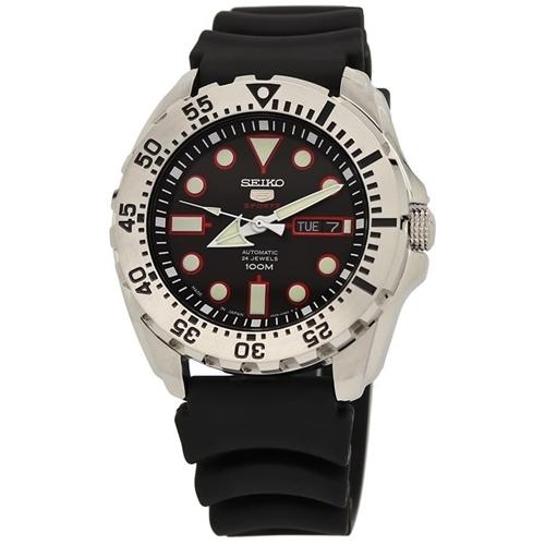 عکس نمای روبرو ساعت مچی برند سیکو مدل SRP601J1