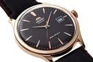 عکس نمای نیم رخ ساعت مچی برند اورینت مدل FAC08001T0