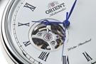 عکس نمای نیم رخ ساعت مچی برند اورینت مدل FAG00003W0