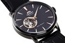 عکس نمای نیم رخ ساعت مچی برند اورینت مدل FAG02001B0