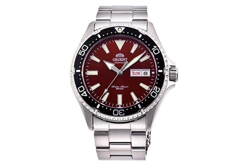 عکس نمای روبرو ساعت مچی برند اورینت مدل RA-AA0003R19B