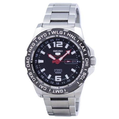 عکس نمای روبرو ساعت مچی برند سیکو مدل SRP685J1