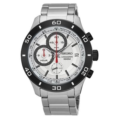 عکس نمای روبرو ساعت مچی برند سیکو مدل SSB189P1