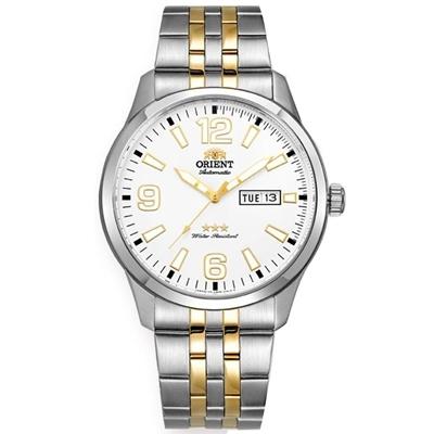 عکس نمای روبرو ساعت مچی برند اورینت مدل SAB0B005WB