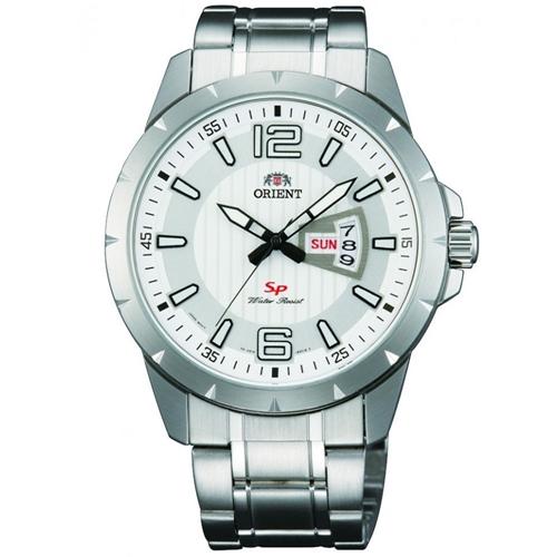عکس نمای روبرو ساعت مچی برند اورینت مدل FUG1X005W9