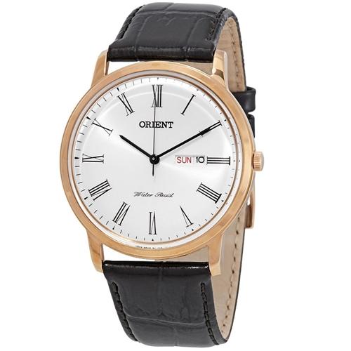 عکس نمای روبرو ساعت مچی برند اورینت مدل FUG1R006W6