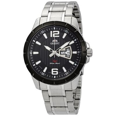 عکس نمای روبرو ساعت مچی برند اورینت مدل FUG1X001B9