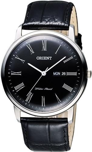 عکس نمای روبرو ساعت مچی برند اورینت مدل FUG1R008B6
