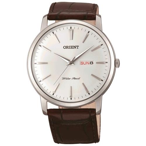 عکس نمای روبرو ساعت مچی برند اورینت مدل FUG1R003W6